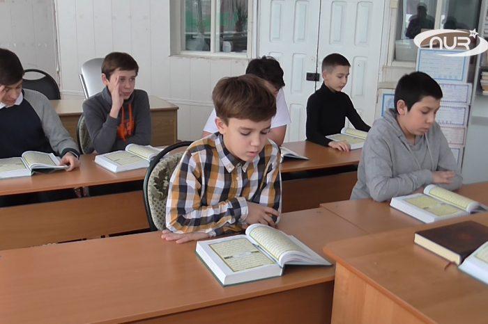 В Ульяновске открылись курсы Корана для мальчиков