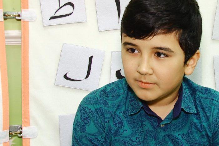 11-летний мальчик выучил Коран наизусть