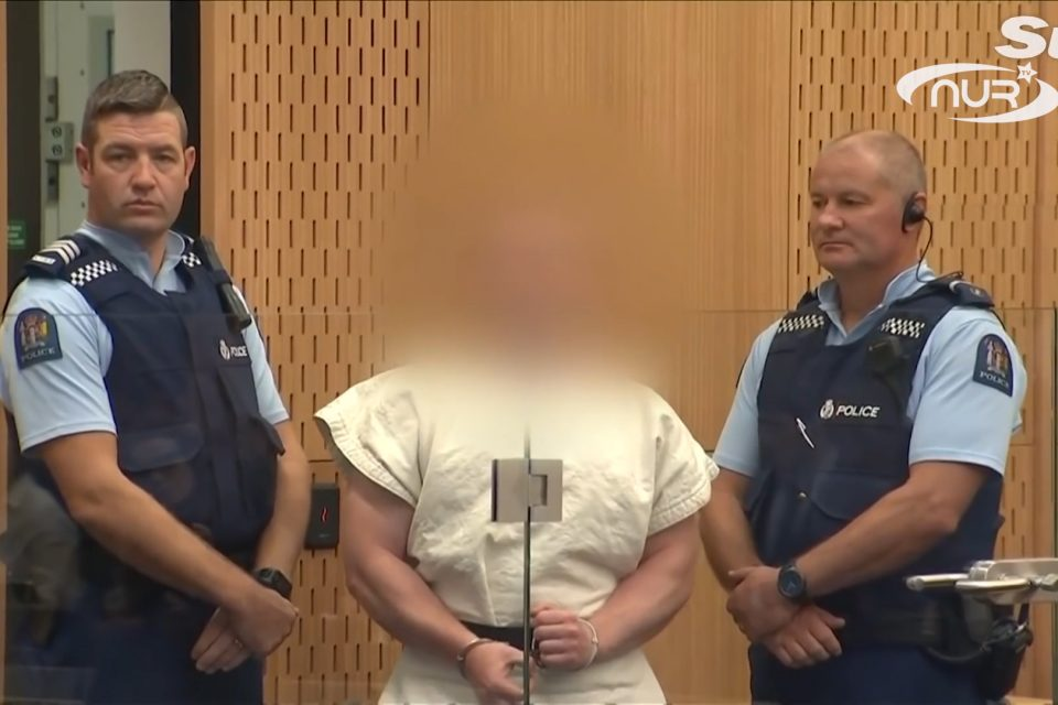 Новозеландский террорист предстал перед судом