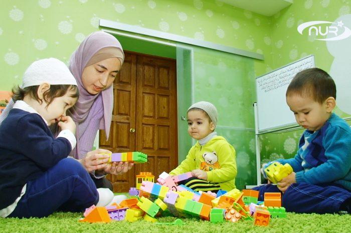 Воспитание ребёнка начинается с Корана