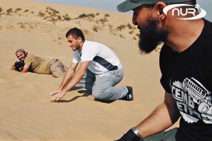 Покорение песчаной горы. Семь ветров, Дагестан, 8 серия