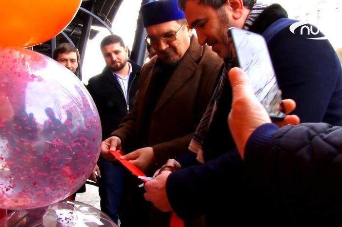 Эрдоган приехал в Саратов