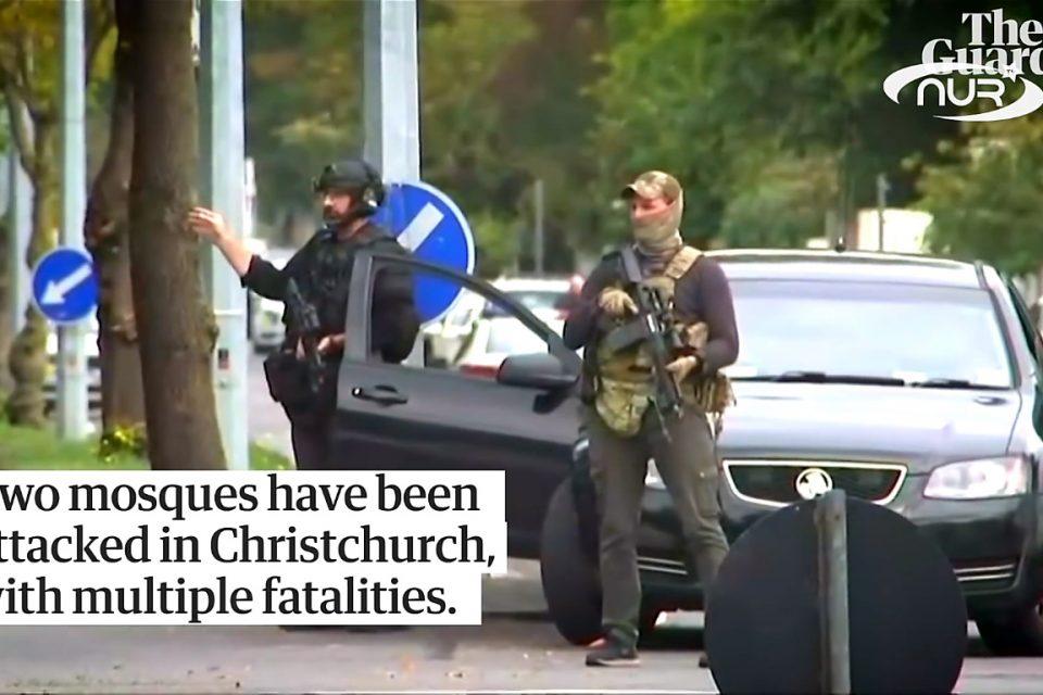 Атака на мечети в Новой Зеландии: 49 убиты, еще 48 ранены