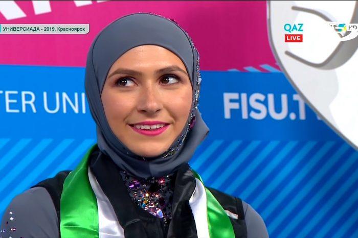 ТОП-5: Гигантская мечеть, фигуристка в хиджабе и студент-герой