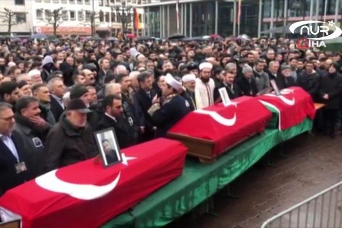 Теракт в Германии: мусульман расстреляли в упор