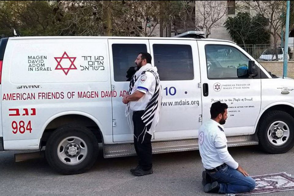 Мусульмане и иудеи объединились против коронавируса