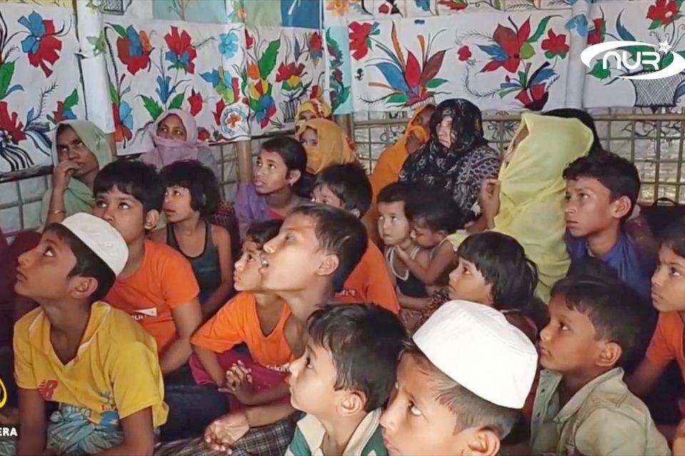 Мусульмане рохинья на грани гуманитарной катастрофы
