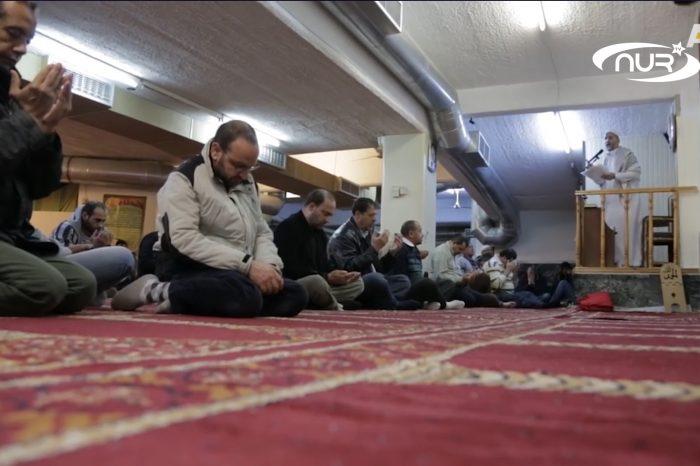 У мусульман отбирают здание мечети!