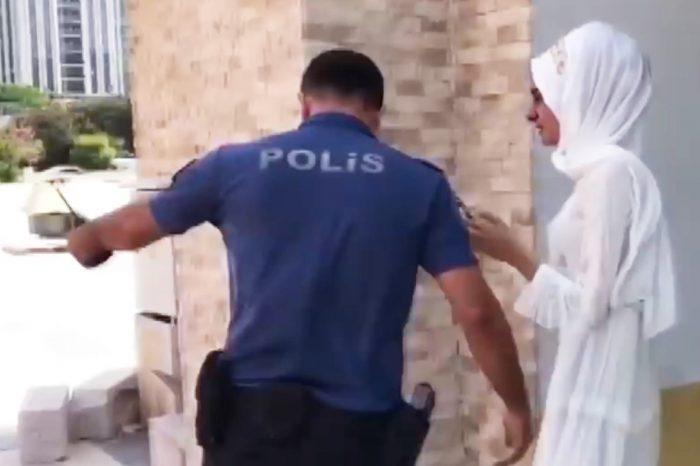 "Полиция спасла мусульманку от ""никяха""!"
