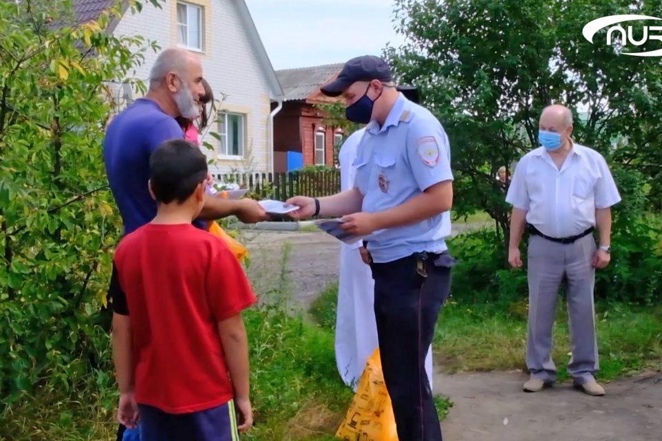 Полицейские пришли к мусульманам на Курбан-Байрам