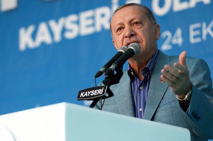 Эрдоган советует Макрону лечиться у психиатра!