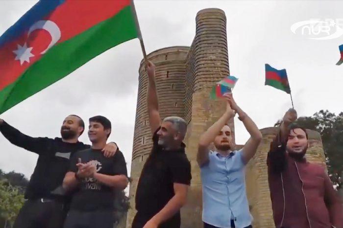 Карабах вновь стал азербайджанским!