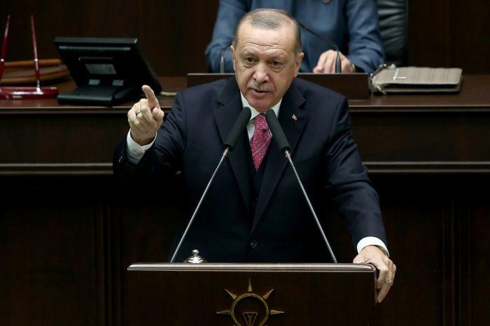 Эрдоган сравнил мусульман с евреями!