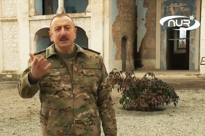 Алиев жестко ответил Макрону и Ко!