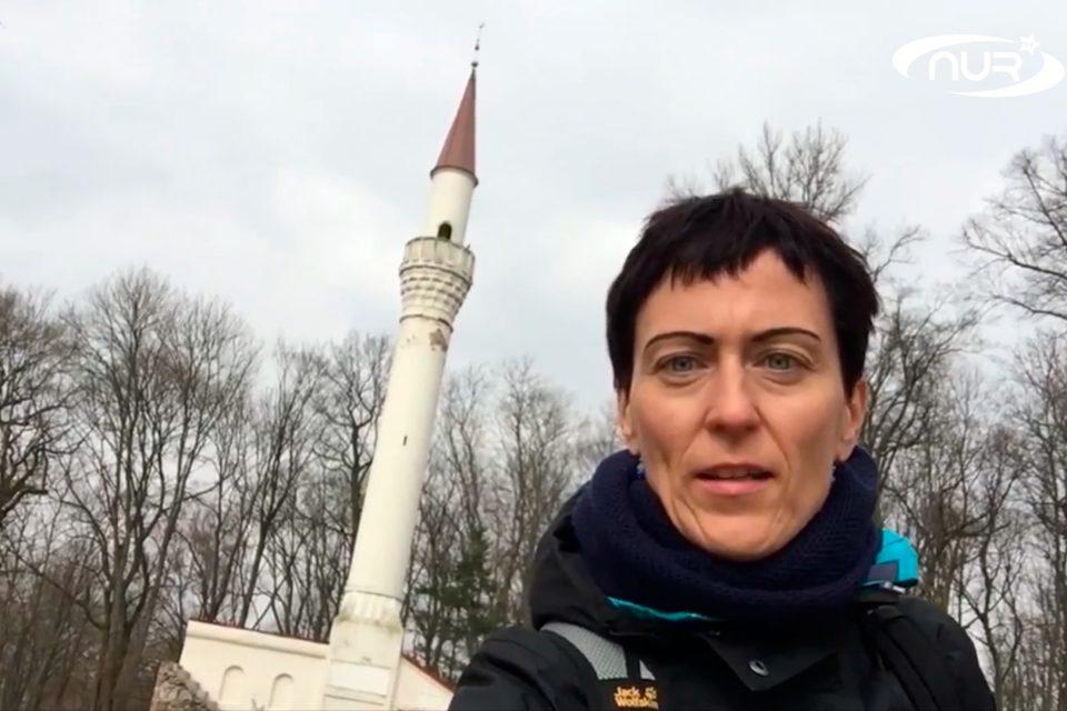 Русский генерал построил минарет!!!