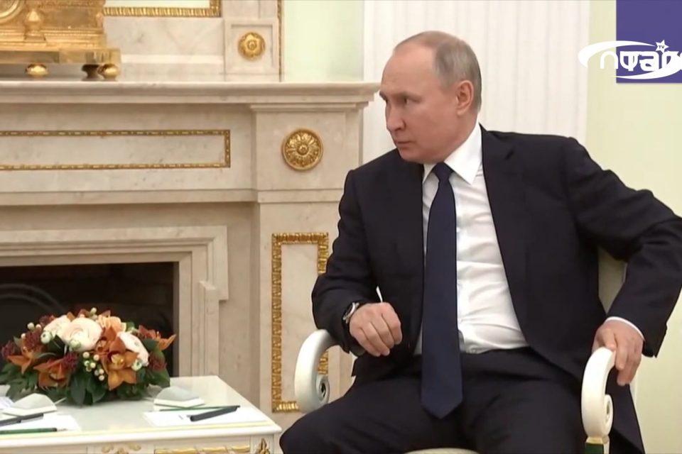 Путин призвал восстановить Карабах!