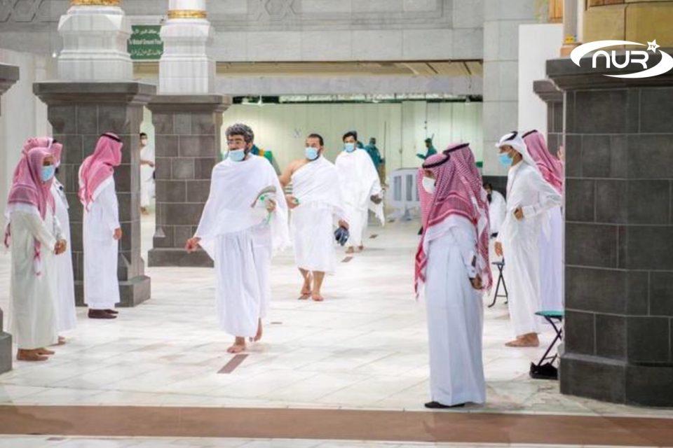 Аль-Харам сможет вместить больше паломников